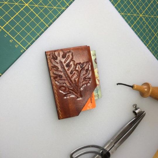 Card Holder Rapana CH Leaf