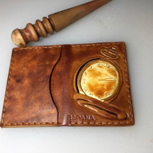 Card Holder Rapana Ceas