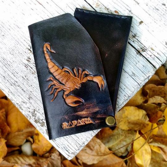 Card Holder Rapana Scorpio