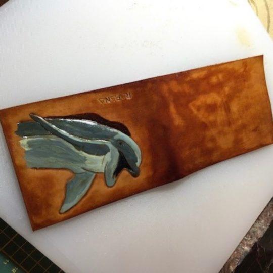 Portofel Rapana Delfin