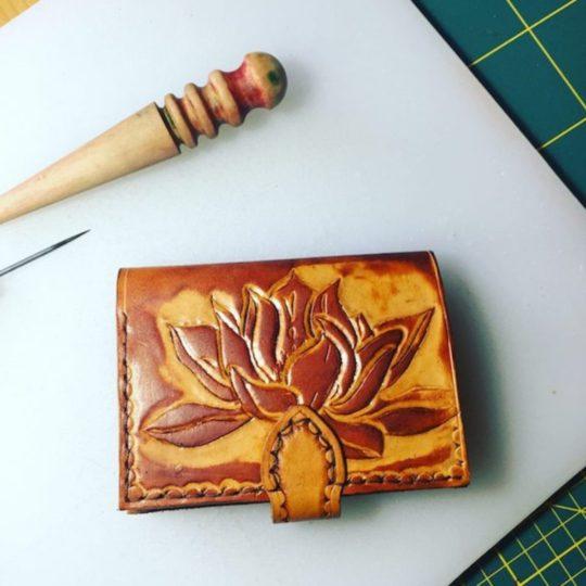 Portofel Rapana Lotus