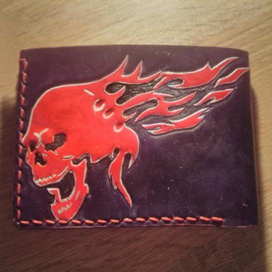 Portofel Rapana Red Evils