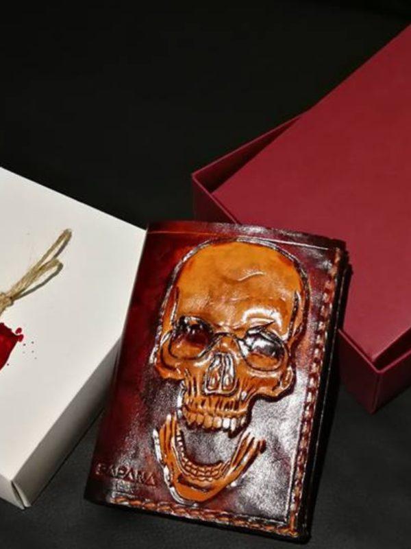 Portofel Rapana Skull