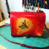 geanta rapana Fairy rosu II