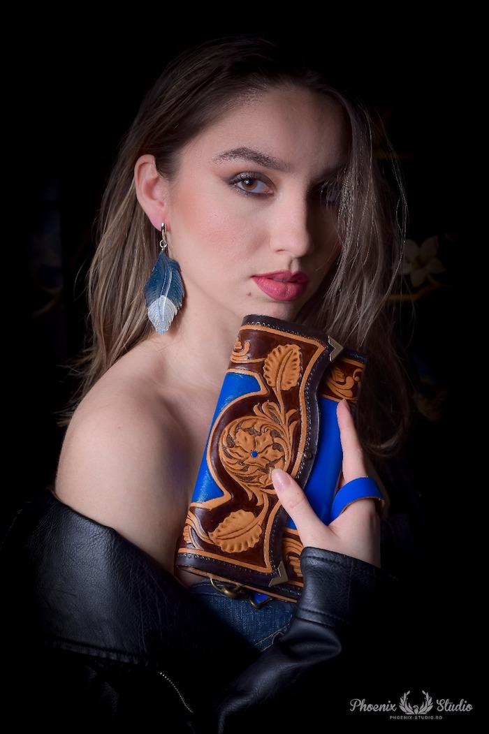 Rapana Leather by Ovidiu Enache