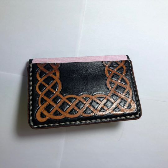 Card Holder Celtic Rapana