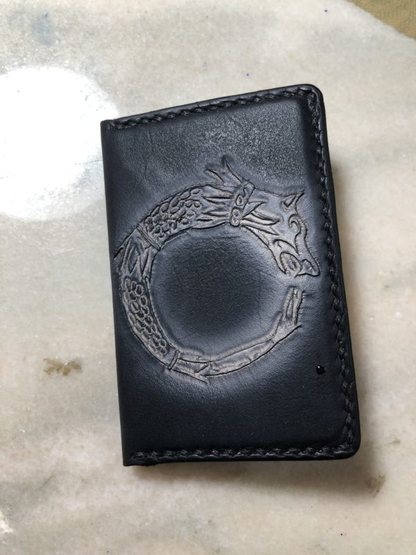 Card Holder Oroborus Rapana