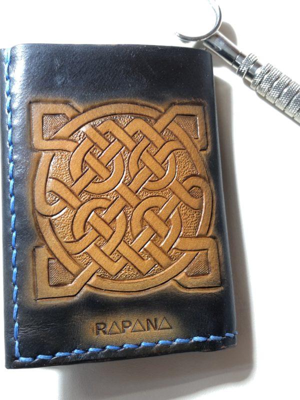 Portofel piele Celtic B Rapana