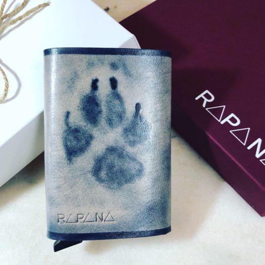 Card Holder Paw Rapana