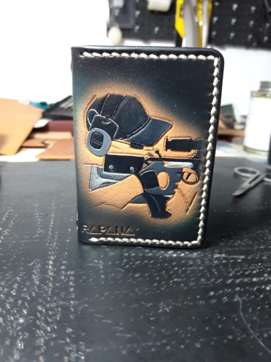 Card Holder Sniper Rapana