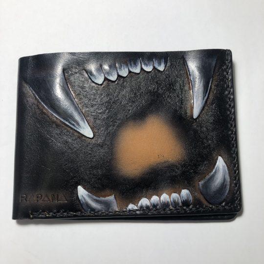 Portofel piele Dentist Rapana